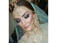 FAZ KHAN ASIAN BRIDAL MAKEUP ARTIST