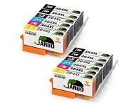 Compatible HP Photosmart ink carts HP 364 XL (4 Black,2 Photo Black,2 Cyan,2 Magenta,2 Yellow)