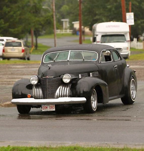 1940 cadillac fleetwood modified