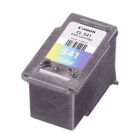 EMPTY Canon Colour CL-541 Ink Cartridge.Suitable For Refilling.