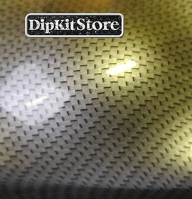 Hydrographic Film Water Transfer Hydrodipping Hydro Dip Carbon Fiber Cf623