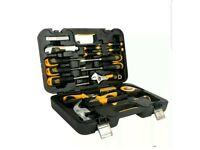 JCB 27 piece tool set