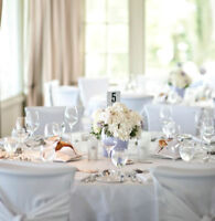 KW Linen & tablecloth rental( 20% off 2018 events)