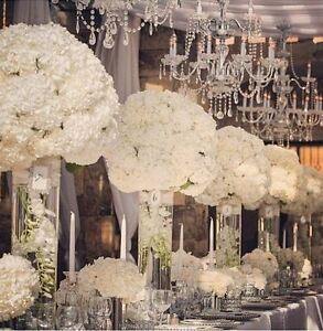Wedding Centerpieces Crystal Chandelier,Martini Glass,Vase from £10.00 Hire ONLY