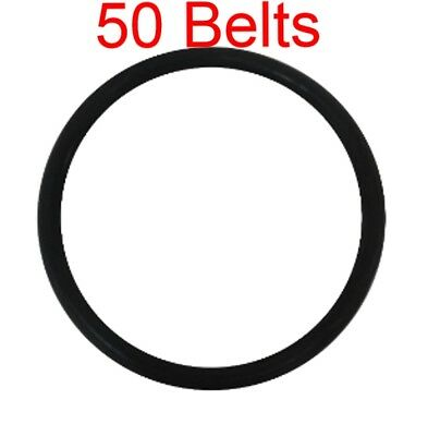 50 Round Belts RD for Eureka & Sanitaire Upright Vacuum 30563 52100 Commercial