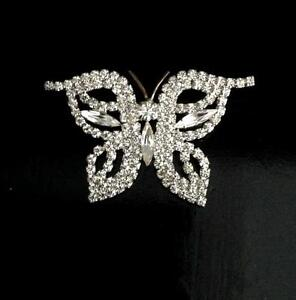 Women's Butterfly Brooch