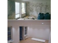 Painting, decorating, plastering handyman etc