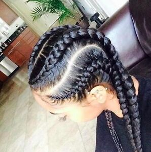 Caucasian Hair Braiding- Very Affordable London Ontario image 9