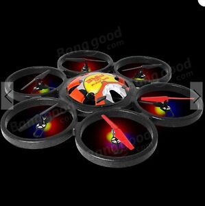 DRONE- 4CH 6 Axis Gyro RC Hexacopter slightly used Gatineau Ottawa / Gatineau Area image 2