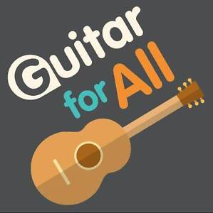 Guitar & Music Lessons in your home! Croydon Burwood Area Preview