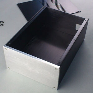 JC2212-Full-Aluminum-Enclosure-mini-AMP-case-power-amplifier-box-chassis-YD
