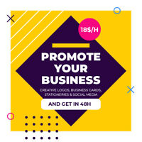 Promote your business!!