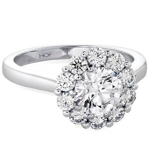 HEARTS ON FIRE Diamond Ring Kotara Newcastle Area Preview