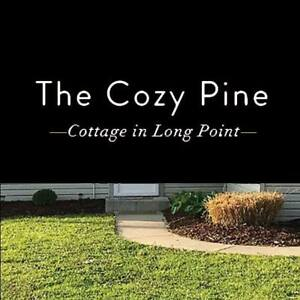 DISCOUNTED rentals The Cozy Pine in Long Point  Fall & Winter