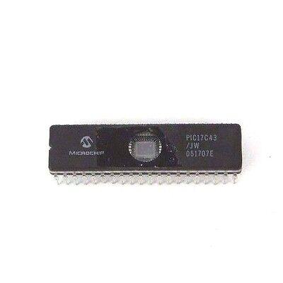 Nib Microchip Pic17c43jw Microcontroller Interface Board 051707e 1810947402