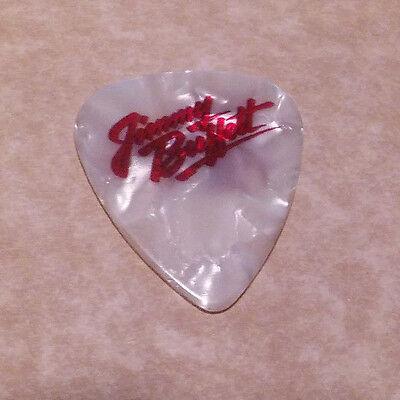 JIMMY BUFFETT (Band Signature Logo) guitar pick - D2