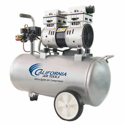 California Air Tools 8010 1 Hp 8 Gal. Steel Tank Air Compressor Cat-8010 New