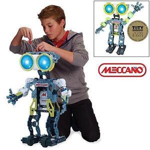 NEW MECCANO MECCANOID G15 ROBOT PERSONAL ROBOT - KIDS TOYS 109383393