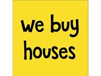 We buy houses in Norfolk and Suffolk