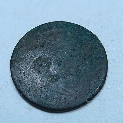 1798 Draped Bust Large Cent // (AG) About Good // (LC408)