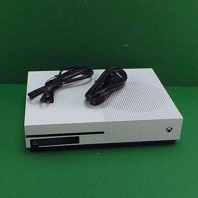 Microsoft Xbox One S 1Tb 1 Tb    Used   Good     No Box   Noac45
