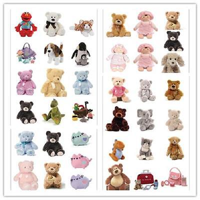 GUND Baby First Teddy Bears and cute animals soft toys for Baby gifts (Toys For First Birthday)