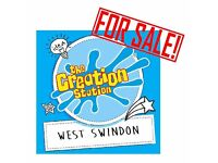 Great opportunity to buy existing business franchise inspiring children's imaginations