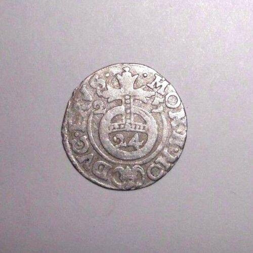 Medieval Poland, Sigismund III. (1587-1632) AR 3 Polker