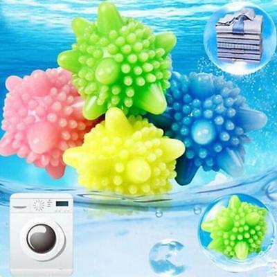 Magic Cleaning Softener Laundry Ball Washing Machine Wash Fabric Clothes