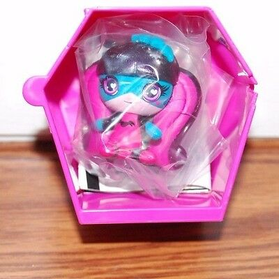 DRACULAURA MONSTER HIGH MINI SERIES 1 POWER GHOULS TOY FIGURES MINIS