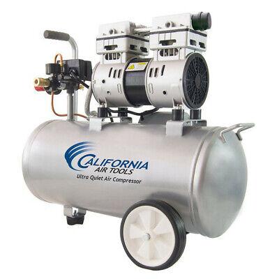 California Air Tools 8010 Ultra Quiet & Oil-Free 1.0 hp Stee