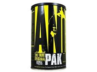 Universal Animal Pak 44pac-the best sport complex.Choice of powerlifting and bodybuilding champions!