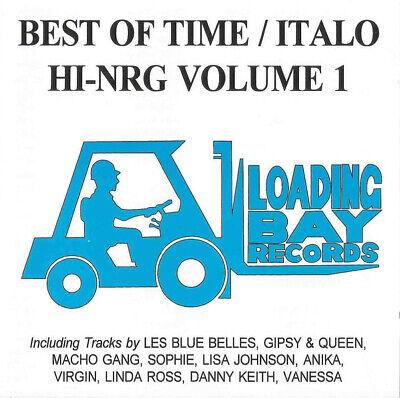 Best of TIME Italo Hi-NRG Vol.1 -  Cd Album.