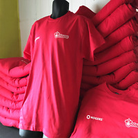 Custom Printed Shirts - Uniforms + Events