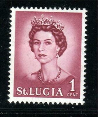 ST LUCIA STAMPS     MINT  HINGED   LOT 7907