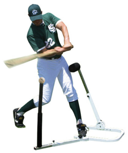 Markwort Swing Buster Stay Back Baseball Softball Hitting Tee Stop Lunging