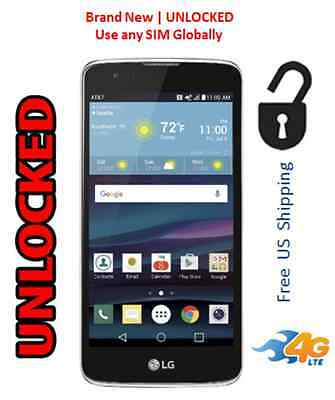 NIB Unlocked LG Phoenix 2 | No contract | 16 GB | 4G LTE | 5"