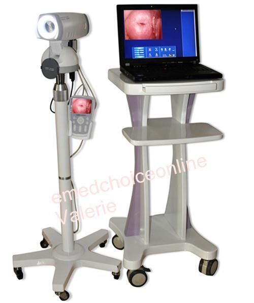Pro Digital Electronic Video Colposcope SONY Camera 850,000 Pixels +Tripod CE