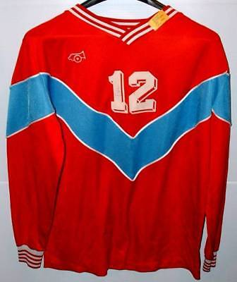Cannon  Soccer Rugby   Team Gear jersey large  # 12 medium