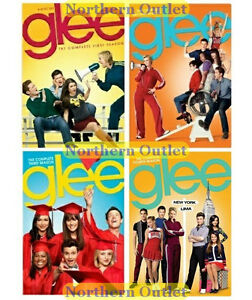Glee The Complete Series Seasons 1 Through 4 Brand New 1 2 3 4 DVD Set In Stock