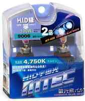 9006 Headlight Bulbs (MTEC COSMOS BLUE BNIB)