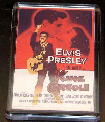 Elvis  ' King  Creole'  FRIDGE MAGNET