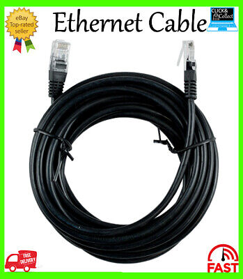 Ethernet Cable FAST 5 Meter ~VERY FAST SPEED~ ETHERNET RJ45 CABLE **NEW**