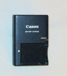 Canon Battery Charger - CB-2LX   for  NB-5L-SD880/850/890