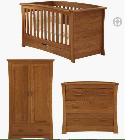 autumn furniture. Mamas And Papas Ocean Autumn Oak 3 Piece Nursery Furniture R