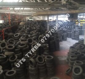 Wholesale Part Worn Tyre Supplier Nationwide Delivery* Container Loads BOTO UTS Tyres