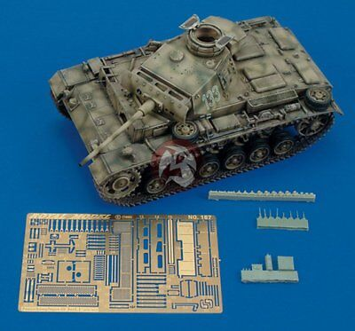 Royal Model 1/35 Panzer III Ausf.L Sd.Kfz.141/1 Update Set