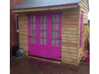 Summer house / garden shed / garden workshop