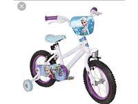 Girls Bike age 2-5 like new