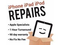 iPhone, iPad & iPod repairs